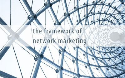THE FRAMEWORK OF NETWORK MARKETING